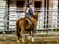 Girls Reining First Perf only Friday Dodge City