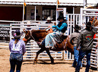 Saddle Bronc Saturday Hill City