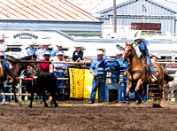 Jr High Team Roping Canton Sunday 2020